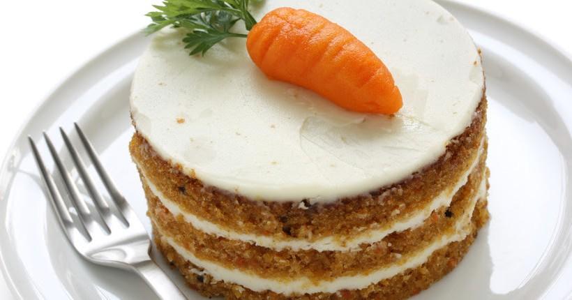 Κέικ καρότου για υγεία και ευεξία!