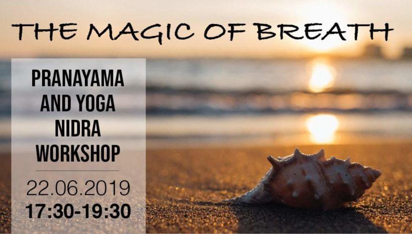 The Magic of Breath