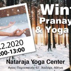 Winter Pranayama & Yoga Nidra Workshop